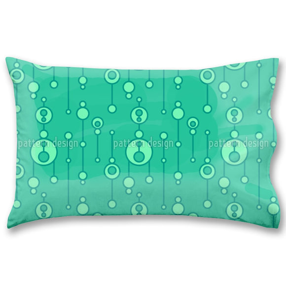 Abstract Talisman Pillow Case