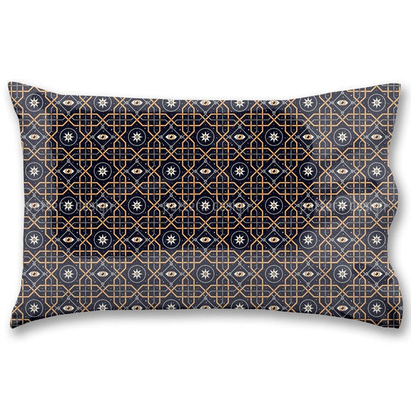 Space Window Pillow Case