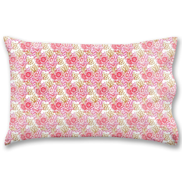 Nostalgic Bouquet Pillow Case