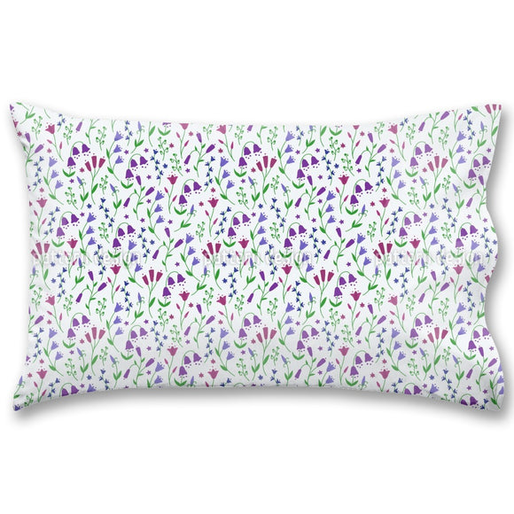 Snowdrop Ring Pillow Case