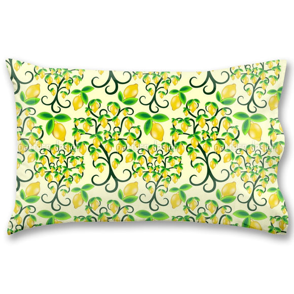 Lemon Tree Pillow Case