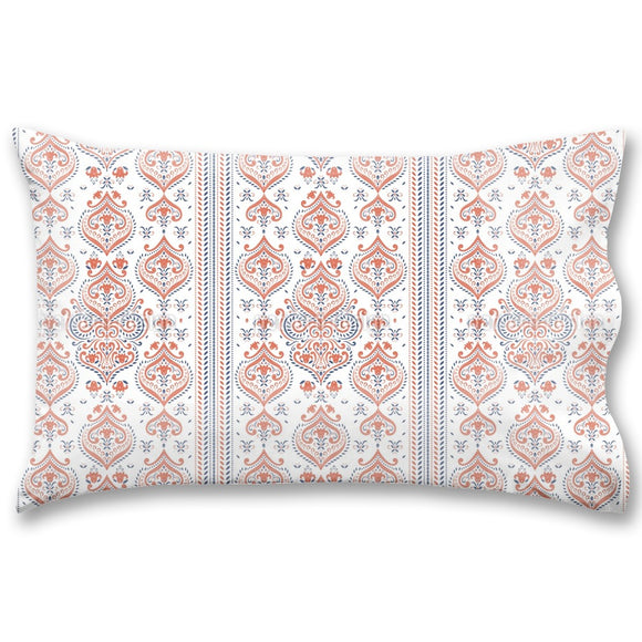 Oriental Border Pillow Case