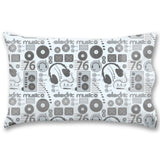 Disc Jockey Pillow Case