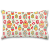 Easter Egg Station Pillow Case