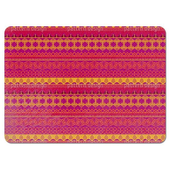 Abstract Orient Placemats