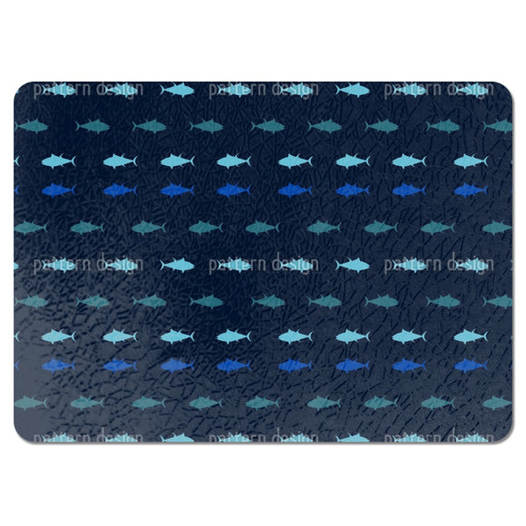 Nautical Tuna Placemats