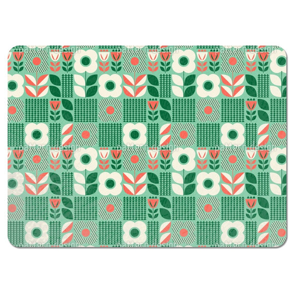 Retro Scandinavian Placemats