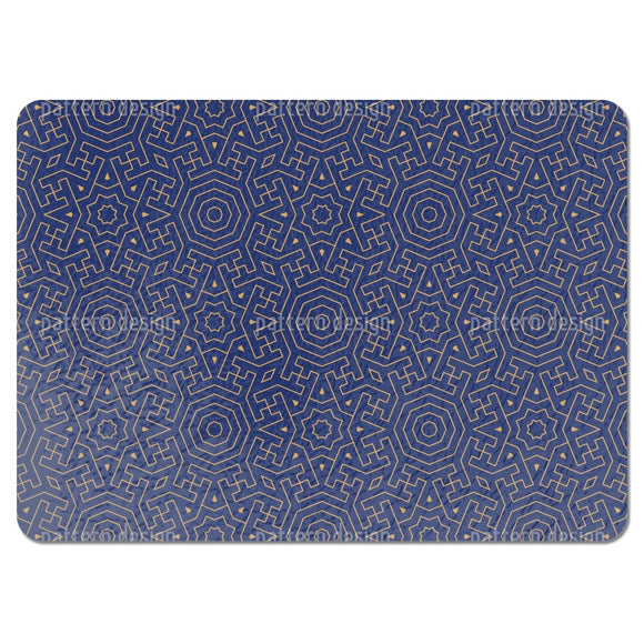 Moroccan Labyrinth Placemats