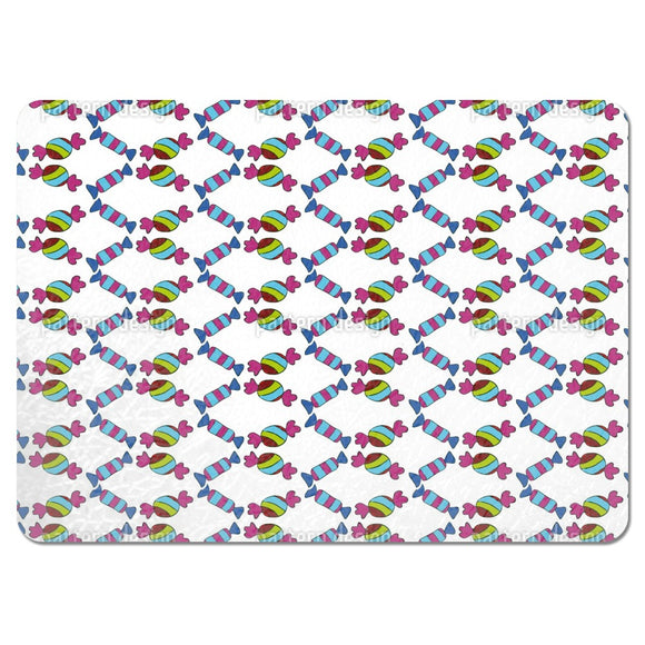 Sweet Striped Candies Placemats
