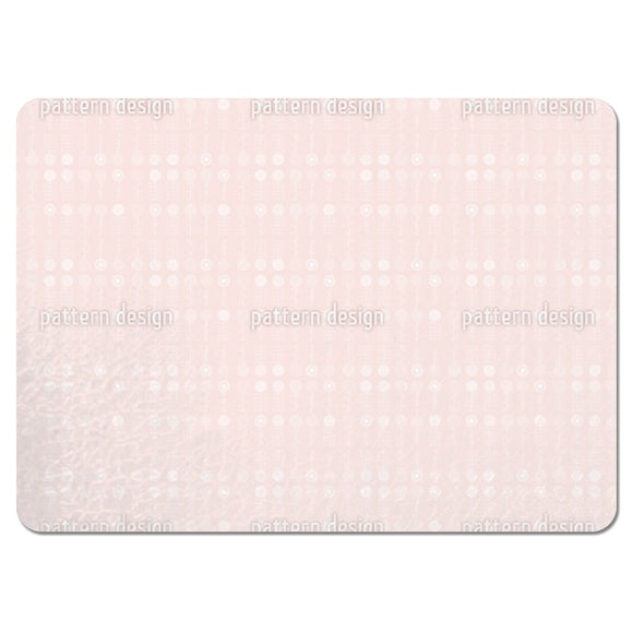 Very Soft Flowers Placemats