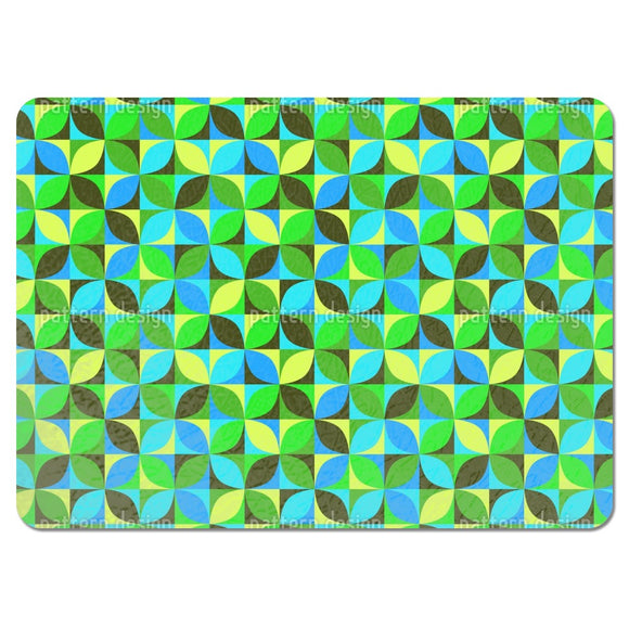 Roller Grid Placemats