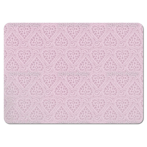 Bewildered Hearts Placemats