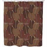Coffee Beans Mix Shower Curtain