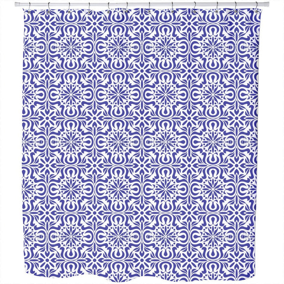 Azulejo Shower Curtain
