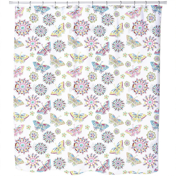 Floral Dreaming Shower Curtain