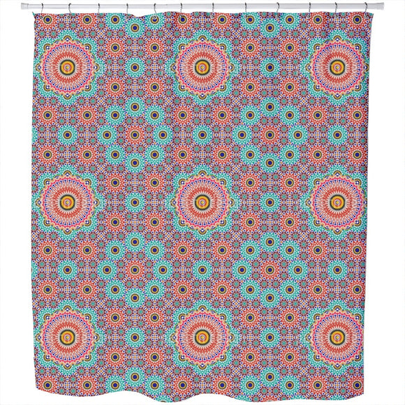 Moroccan Magic Shower Curtain