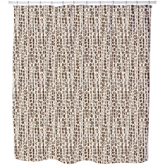 Coffee Connection Shower Curtain