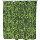 Big Bamboo Shower Curtain