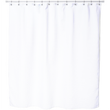 Stylized Leaf Tile Shower Curtain