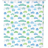 Traffic Jam Shower Curtain