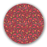 Colourful Paisley Lazy Susan