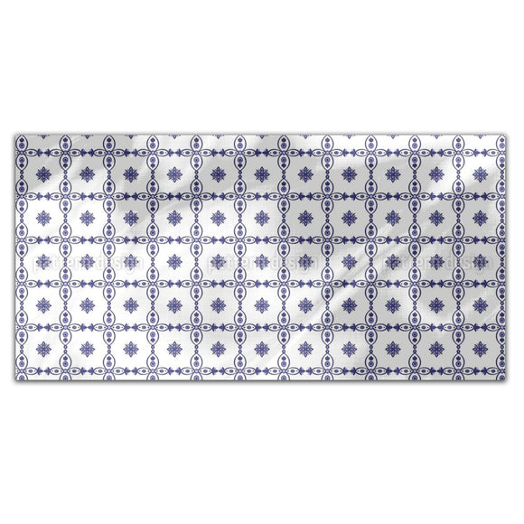 Portuguese Azulejos Rectangle Tablecloths