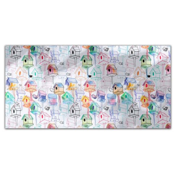 Birdland Rectangle Tablecloths