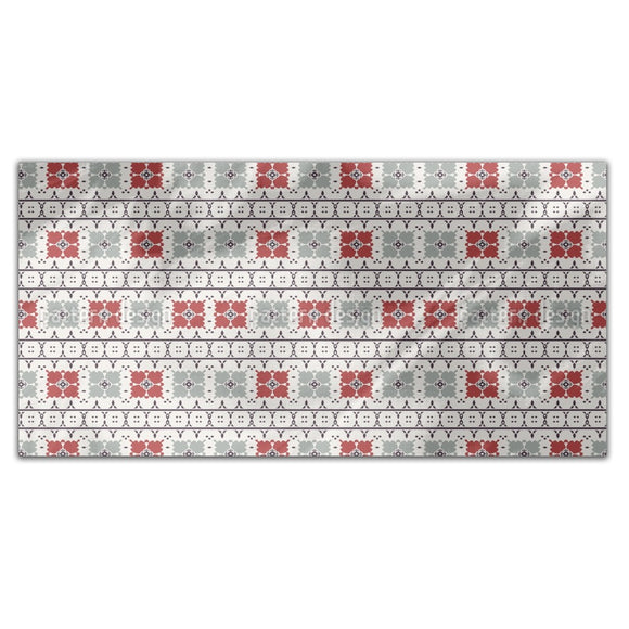 Rhythum Way Rectangle Tablecloths