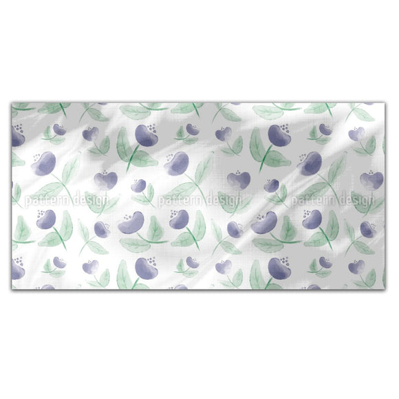 Simple Flowers Rectangle Tablecloths