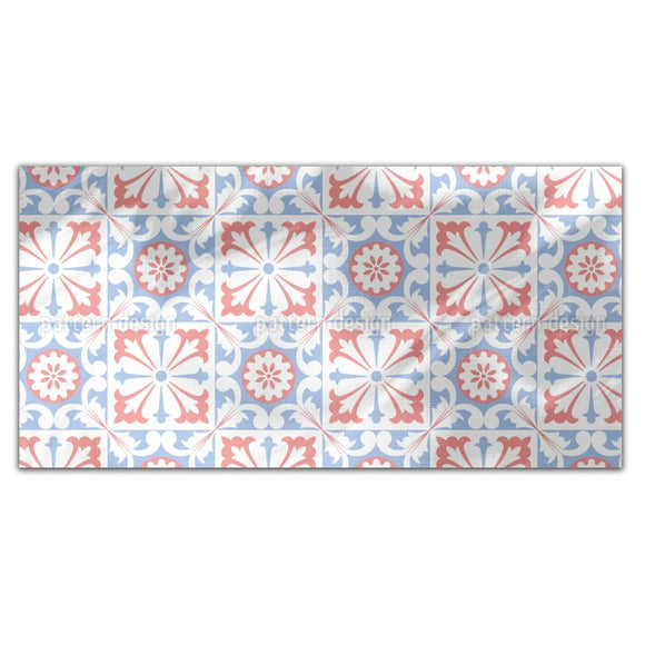 Renaissance Tiles Rectangle Tablecloths