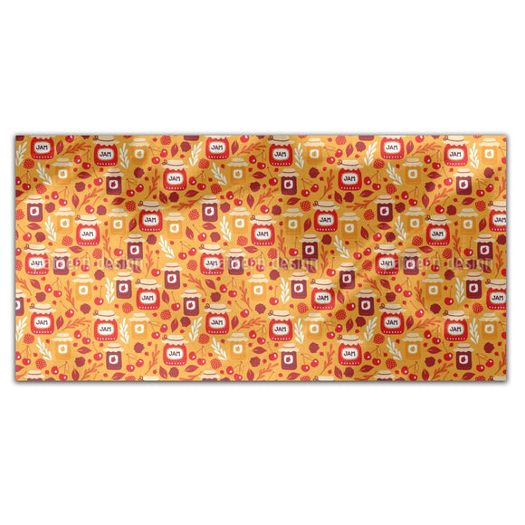 A Jam World Rectangle Tablecloths