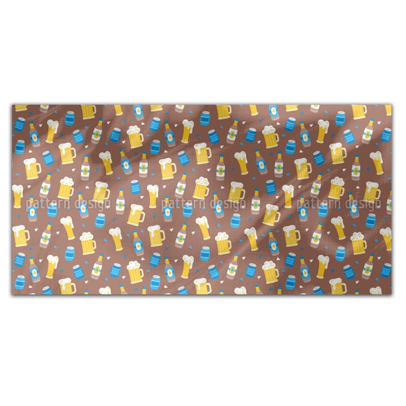 Octoberfest Beer Rectangle Tablecloths