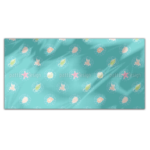 Underwater Animals Rectangle Tablecloths