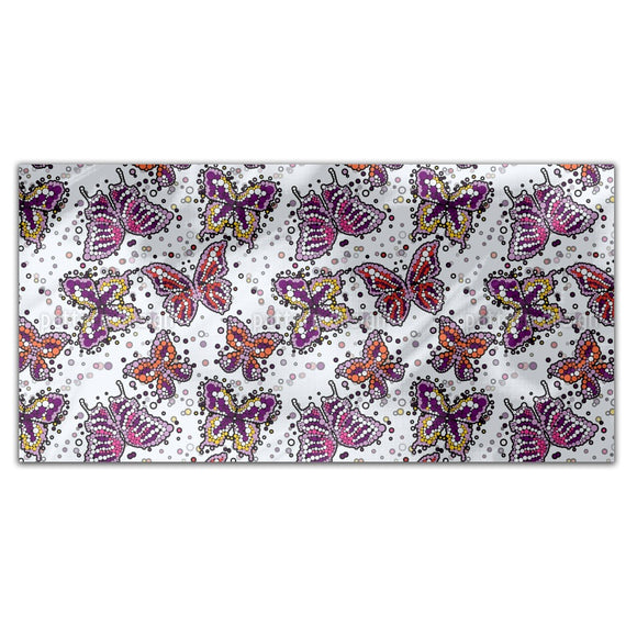 Butterflies Pop Rectangle Tablecloths
