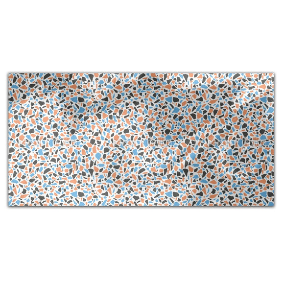 Terrazzo Mosaic Rectangle Tablecloths
