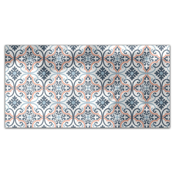 Elegant Tiles Rectangle Tablecloths