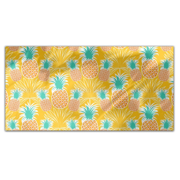 Pineapple Sunny Party Rectangle Tablecloths