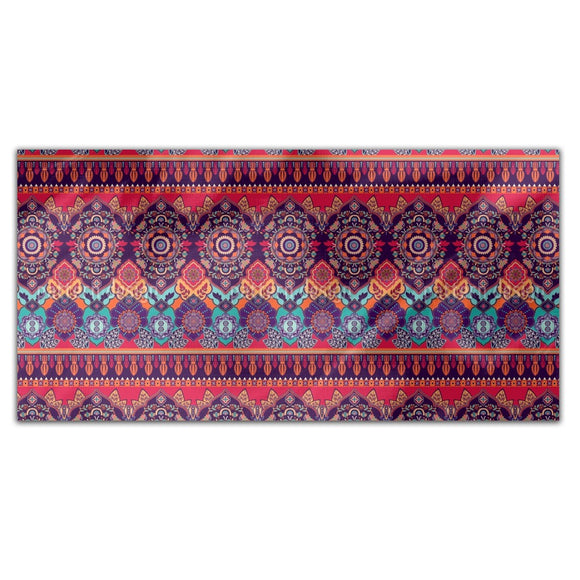 Ethnic Mandala Rectangle Tablecloths