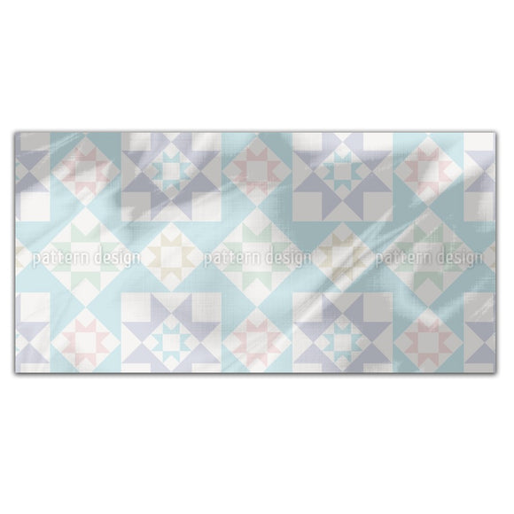 Nordic Stars Rectangle Tablecloths