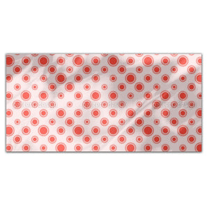 Scattered Dots Rectangle Tablecloths