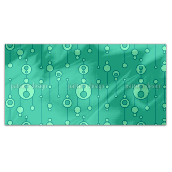 Abstract Talisman Rectangle Tablecloths
