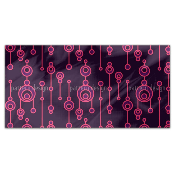 Glowing Talisman Rectangle Tablecloths