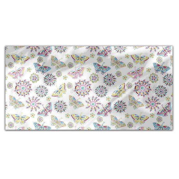 Floral Dreaming Rectangle Tablecloths