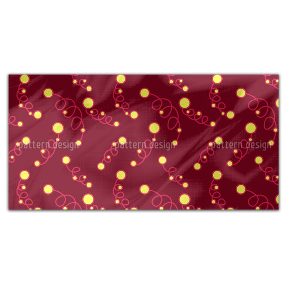 Fire Springs Rectangle Tablecloths