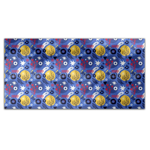 Abstract Universe Rectangle Tablecloths