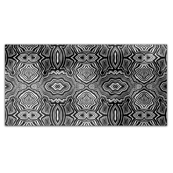 Hypnotic Source Rectangle Tablecloths