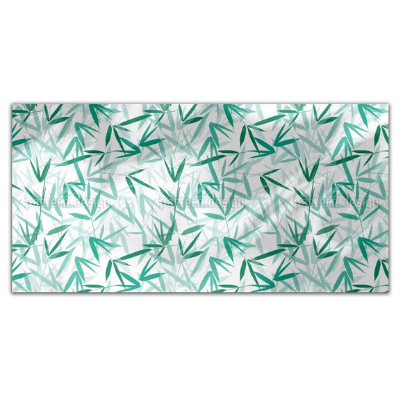 Bamboori Mint Rectangle Tablecloths