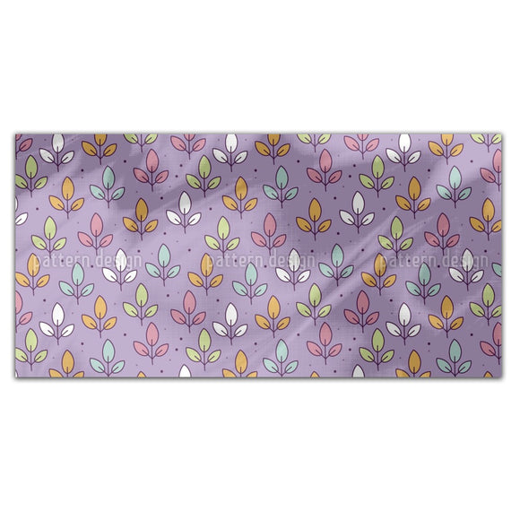 Leaf Meadow Rectangle Tablecloths
