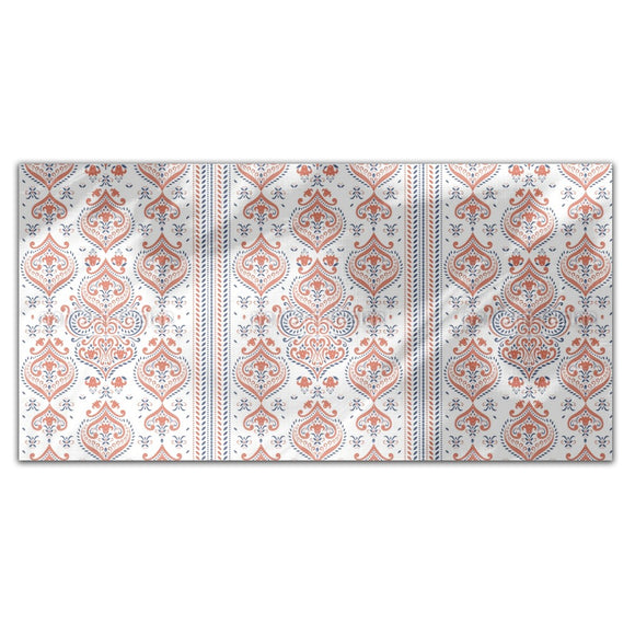 Oriental Border Rectangle Tablecloths