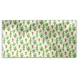 Desert Cactus Rectangle Tablecloths